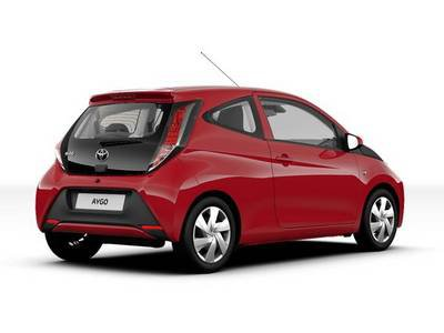 new toyota aygo 3 door hatchback car configurator and. Black Bedroom Furniture Sets. Home Design Ideas