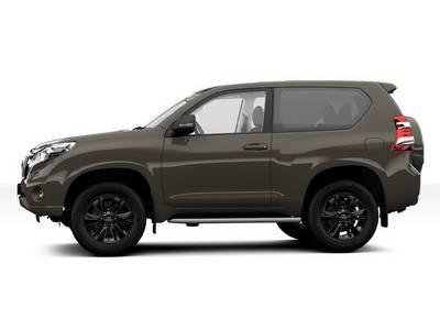 New Toyota Land Cruiser 3 Door Suv Car Configurator And
