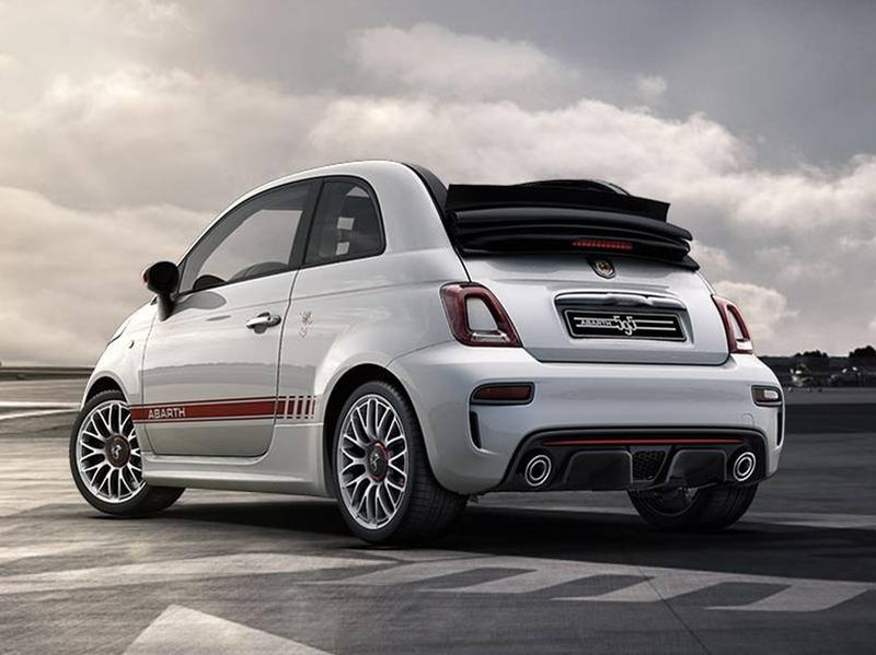New Abarth 595c Car Configurator And Price List 2018