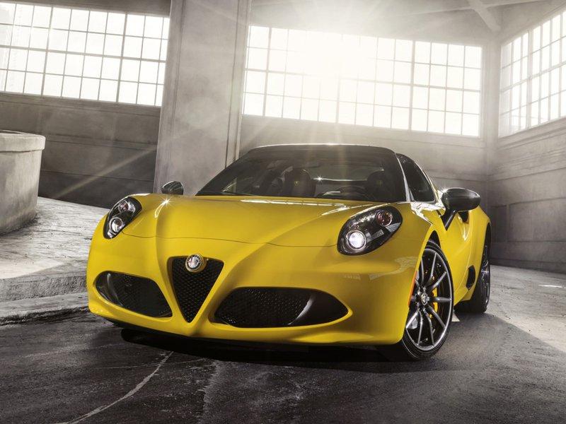 New alfa romeo 4c spider car configurator and price list 2019 - Nearest alfa romeo garage ...