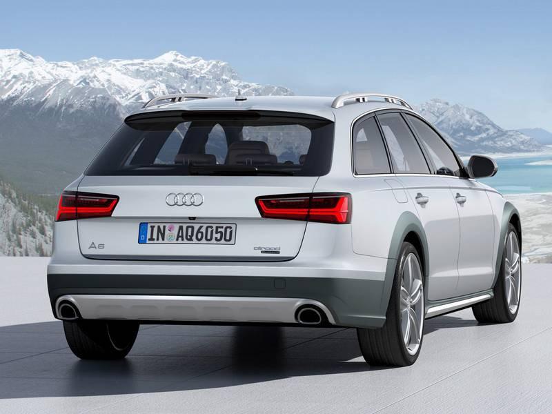 New Audi A6 Allroad Quattro Car Configurator And Price List 2018