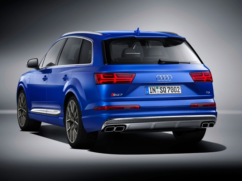 New Audi Sq7 Car Configurator And Price List 2018