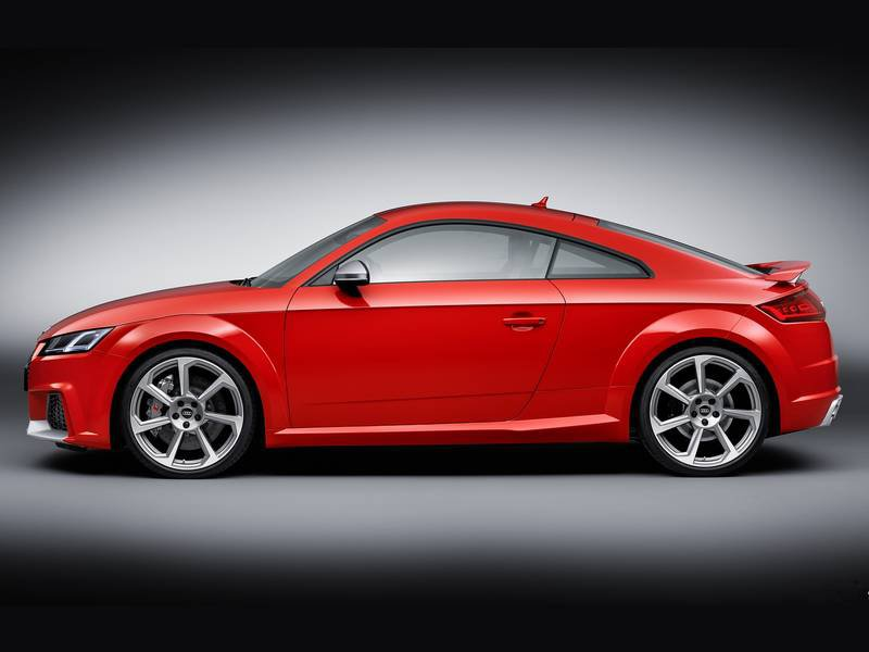 New Audi Tt Rs Coupe Car Configurator And Price List 2018