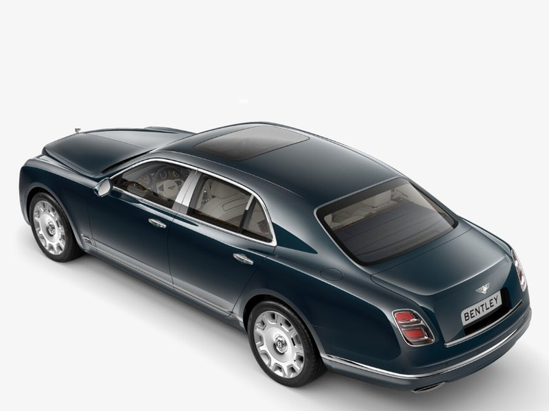New Bentley Mulsanne Car Configurator And Price List 2019