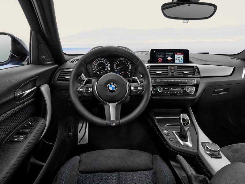 New Bmw 1 Series 5 Door Sports Hatch Car Configurator And Price List 2019