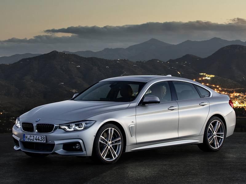 New BMW 4 Series Gran Coupé car configurator and price ...