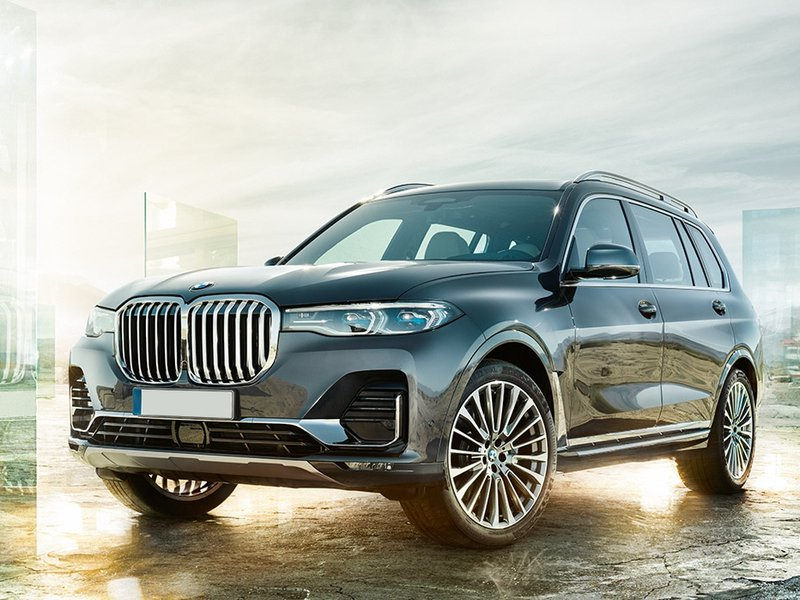 Bmw Configurator And Price List For The New X7