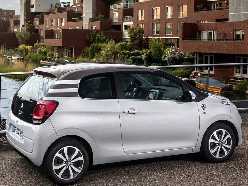 New Citroën C1 3 Door Car Configurator And Price List 2019