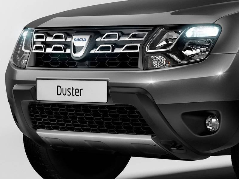 new dacia duster car configurator and price list 2018. Black Bedroom Furniture Sets. Home Design Ideas
