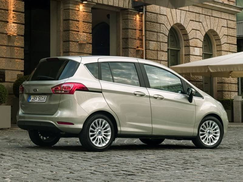 new ford b max car configurator and price list 2018. Black Bedroom Furniture Sets. Home Design Ideas