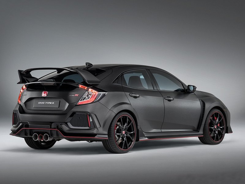 new honda civic type r car configurator and price list 2019. Black Bedroom Furniture Sets. Home Design Ideas