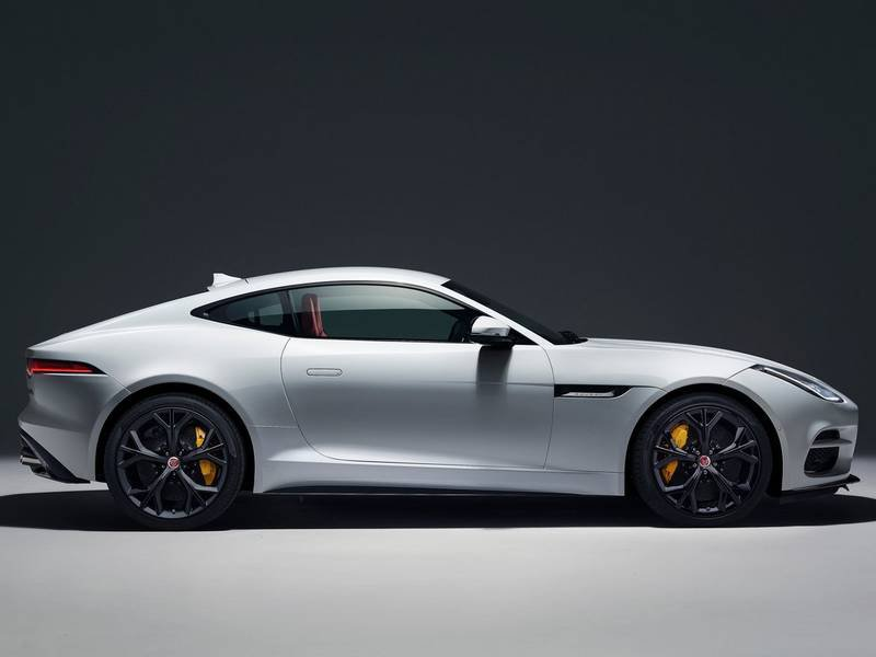 new jaguar f type coup car configurator and price list 2019. Black Bedroom Furniture Sets. Home Design Ideas