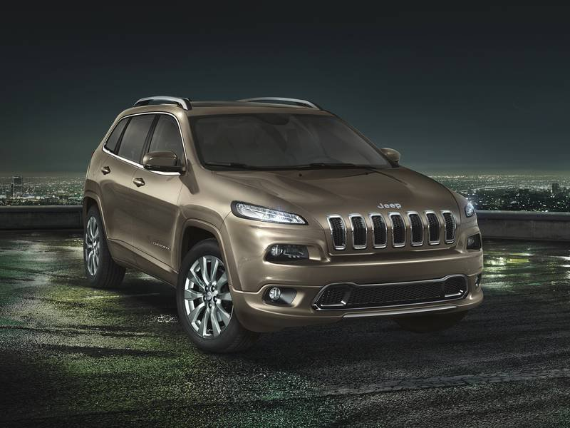 New Jeep Cherokee Car Configurator And Price List 2019