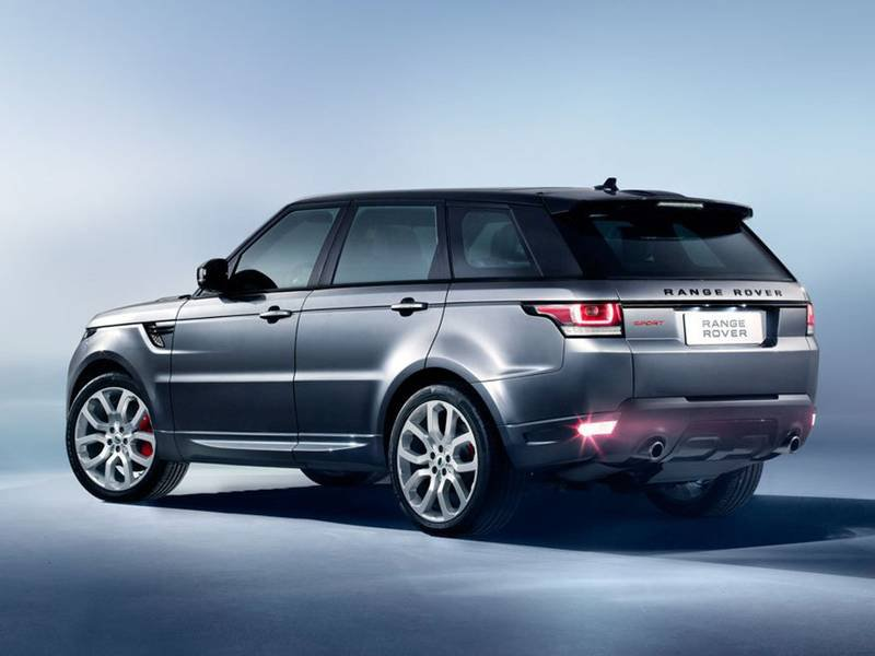 New Land Rover Range Rover Sport Car Configurator And Price List 2017
