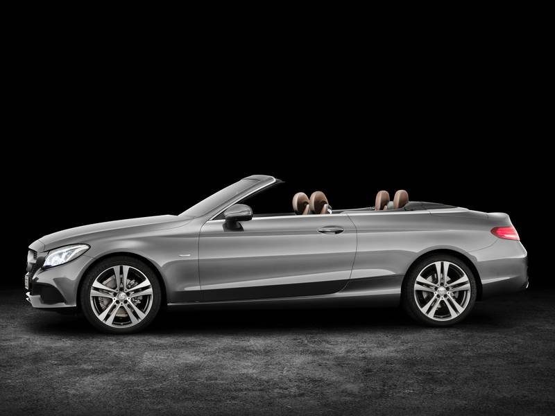 New mercedes benz c class cabriolet car configurator and for Mercedes benz e class price list