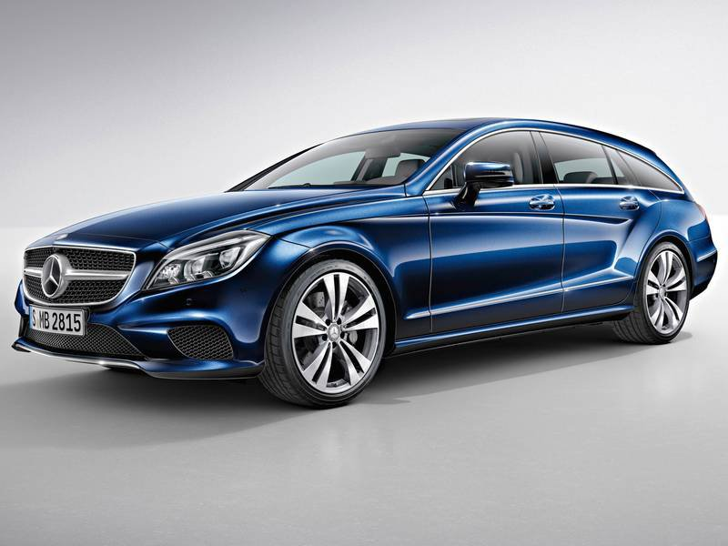 New mercedes benz cls shooting brake car configurator and for Mercedes benz list price