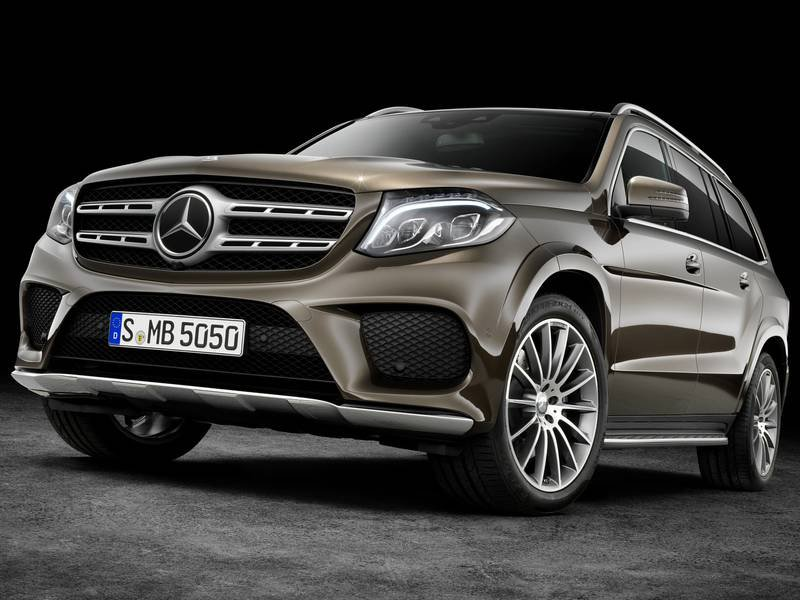 New mercedes benz gls car configurator and price list 2018 for Mercedes benz prices list