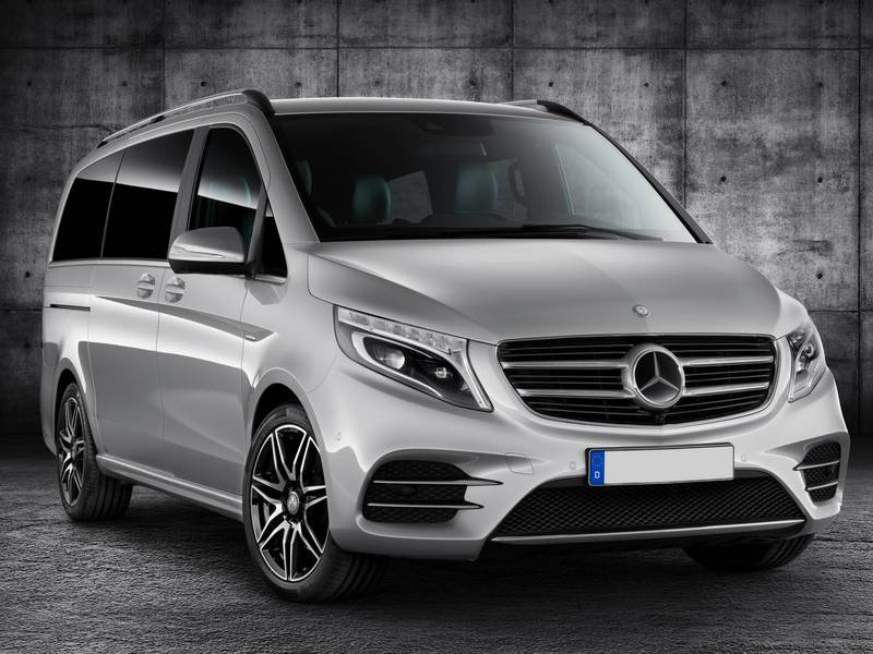 New mercedes benz v class car configurator and price list 2018 for Mercedes benz prices list