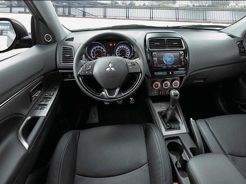 Mitsubishi Configurator and Price List for the New ASX