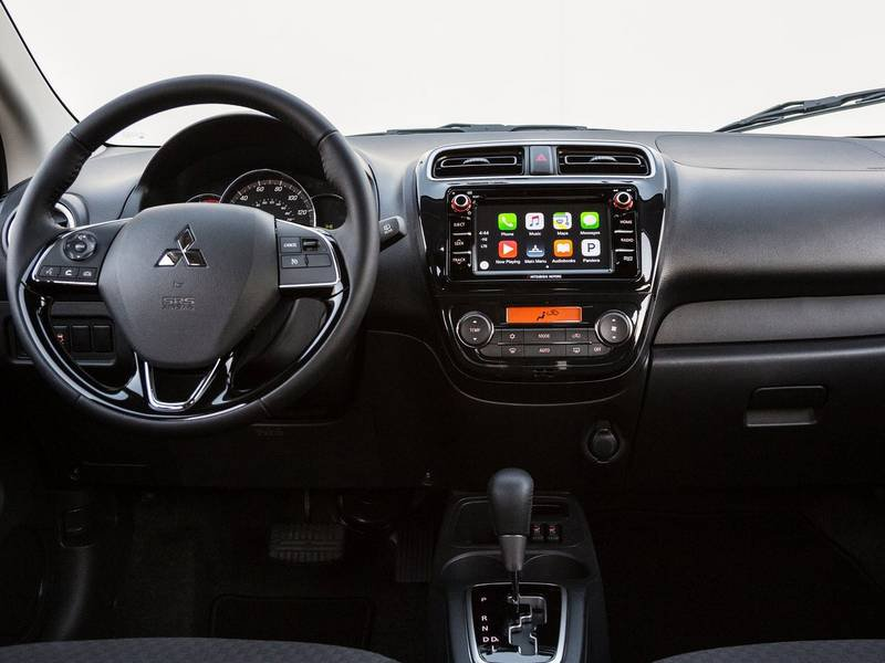 New Mitsubishi Mirage Car Configurator And Price List 2019