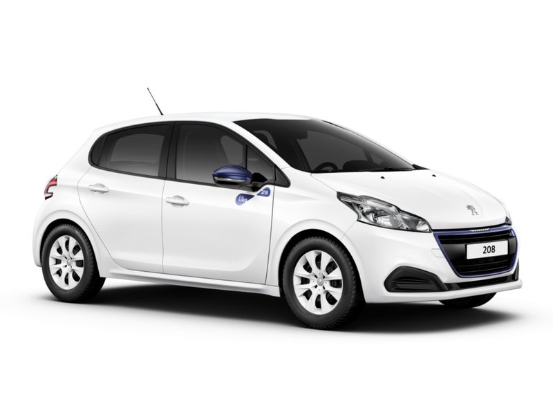 Peugeot Configurator And Price List For The New 208 5-Door