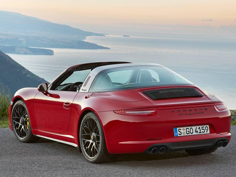 New Porsche 911 Targa Car Configurator And Price List 2019