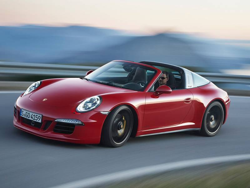 New Porsche 911 Targa Car Configurator And Price List 2019