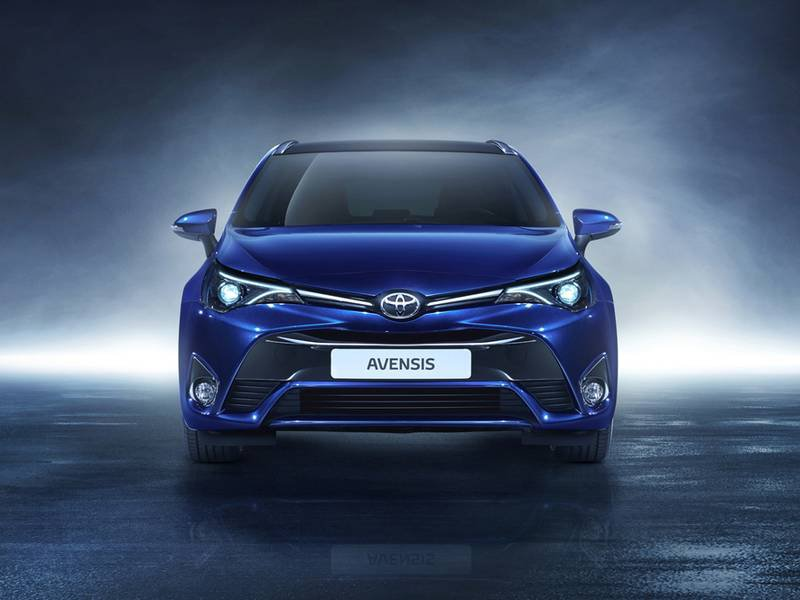 New Toyota Avensis Touring Sports Car Configurator And