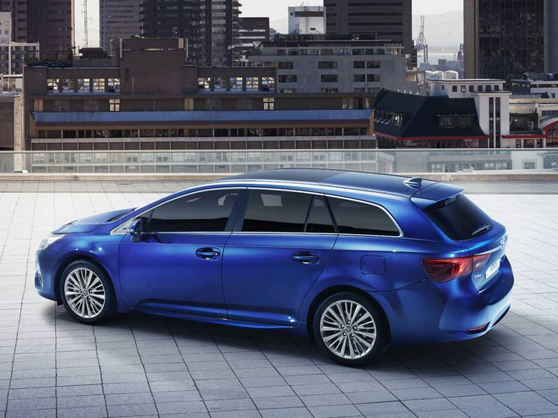 new toyota avensis touring sports car configurator and price list 2019. Black Bedroom Furniture Sets. Home Design Ideas