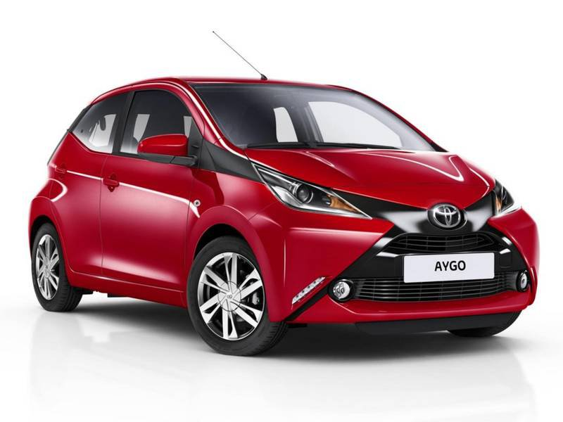 new toyota aygo 5 door hatchback car configurator and price list 2018. Black Bedroom Furniture Sets. Home Design Ideas