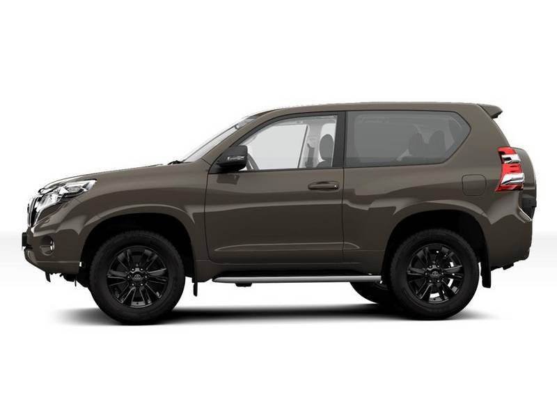 New Toyota Land Cruiser 3 Door Suv Car Configurator And