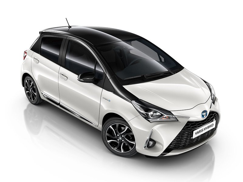 new toyota yaris hybrid car configurator and price list 2019. Black Bedroom Furniture Sets. Home Design Ideas