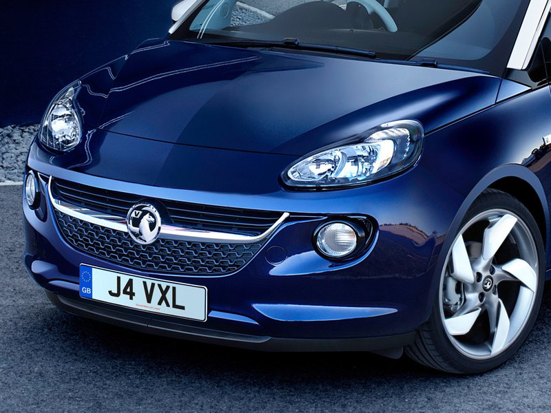 New Vauxhall Adam Car Configurator And Price List 2019