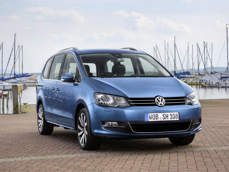 New Volkswagen Sharan Car Configurator And Price List 2019