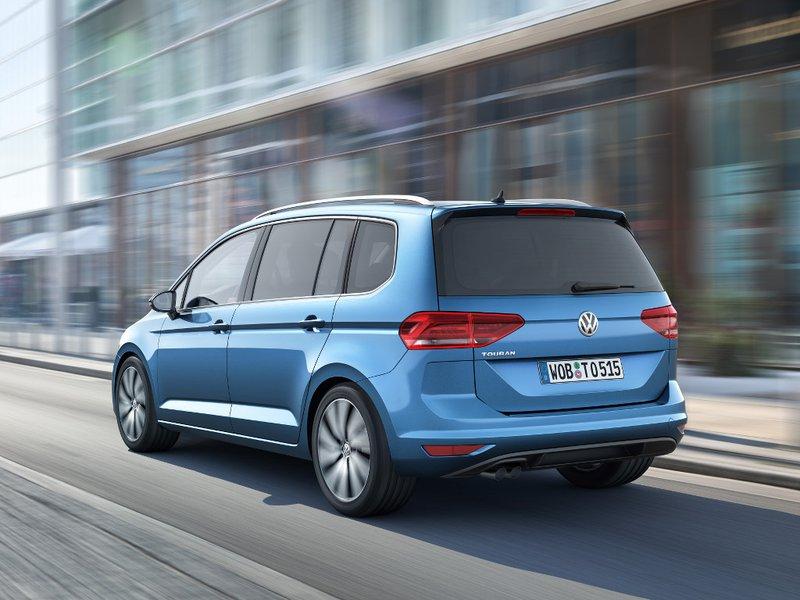 Volkswagen Touran Sel 1 5 Tsi Evo Dsg