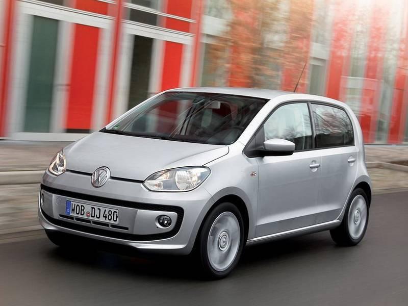 Volkswagen Up 1 0 90ps Up Beats