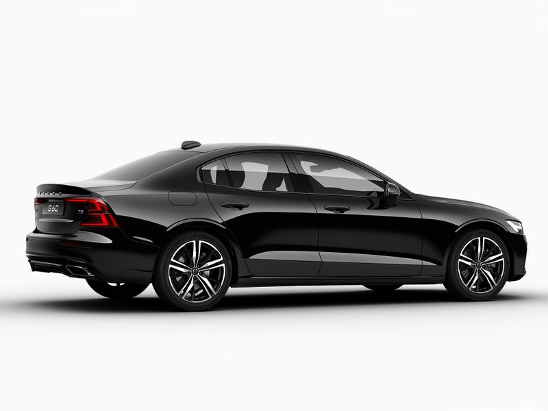 Volvo Configurator and Price List for the New S60