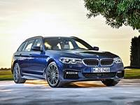 BMW Nuova Serie 5 Touring