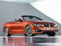 BMW Nuova Serie 4 Cabrio