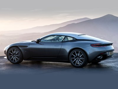 2019 Aston Martin Virage