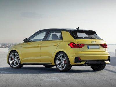 2020 Audi A1 Sportback