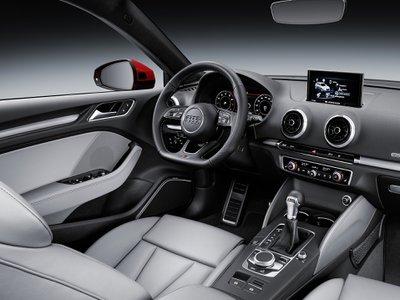2019 Audi A3 Sportback
