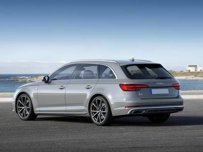 2019 Audi A4 Avant