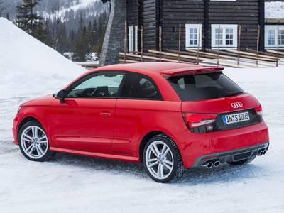 2018 Audi S1