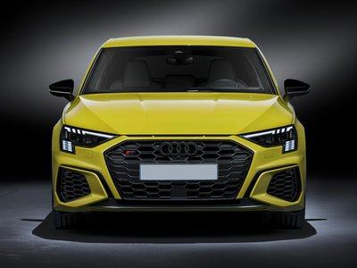 2022 Audi S3 Sportback