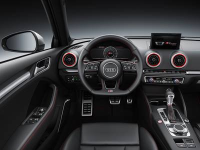2018 Audi S3 Sportback