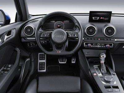 2018 Audi S3 Sedan