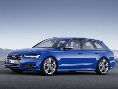 2017 Audi S6 Avant