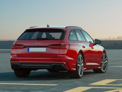 2021 Audi S6 Avant