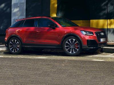 2020 Audi SQ2